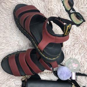 Dr martens women sandals